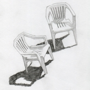 Sunbathing Garden Chairs
